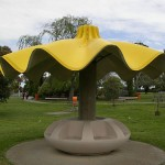 Fibreglass Theme Park Moulding