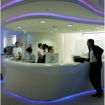 Fibreglass Reception Desk