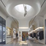 Fibreglass Ceiling Displays