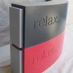 Fibreglass Signage Moulding