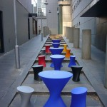 Fibreglass Seats & Tables