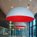 Fibreglass Mouldings for Lamp Shades