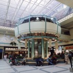 Fibreglass Moulding for Shopping Malls