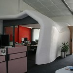 GRP office enclosures