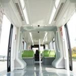 Interior GRP Composite Moulding for Trains