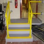Fibreglass Stairs Engineers