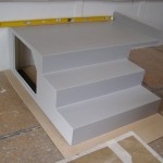 Fibreglass Stair Moulding