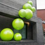 Fibreglass Moulding Sphere Structures