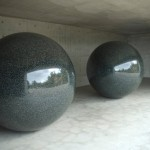 Spherical Fibreglass Structures