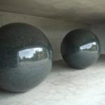 Spherical Fibreglass Structures