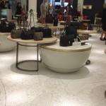 Fibreglass Display Furniture