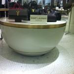 Fibreglass Display Tables
